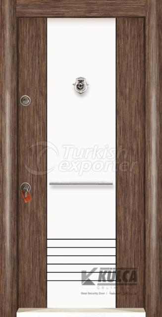 Y-1296 (LAMİNATE STEEL DOOR)